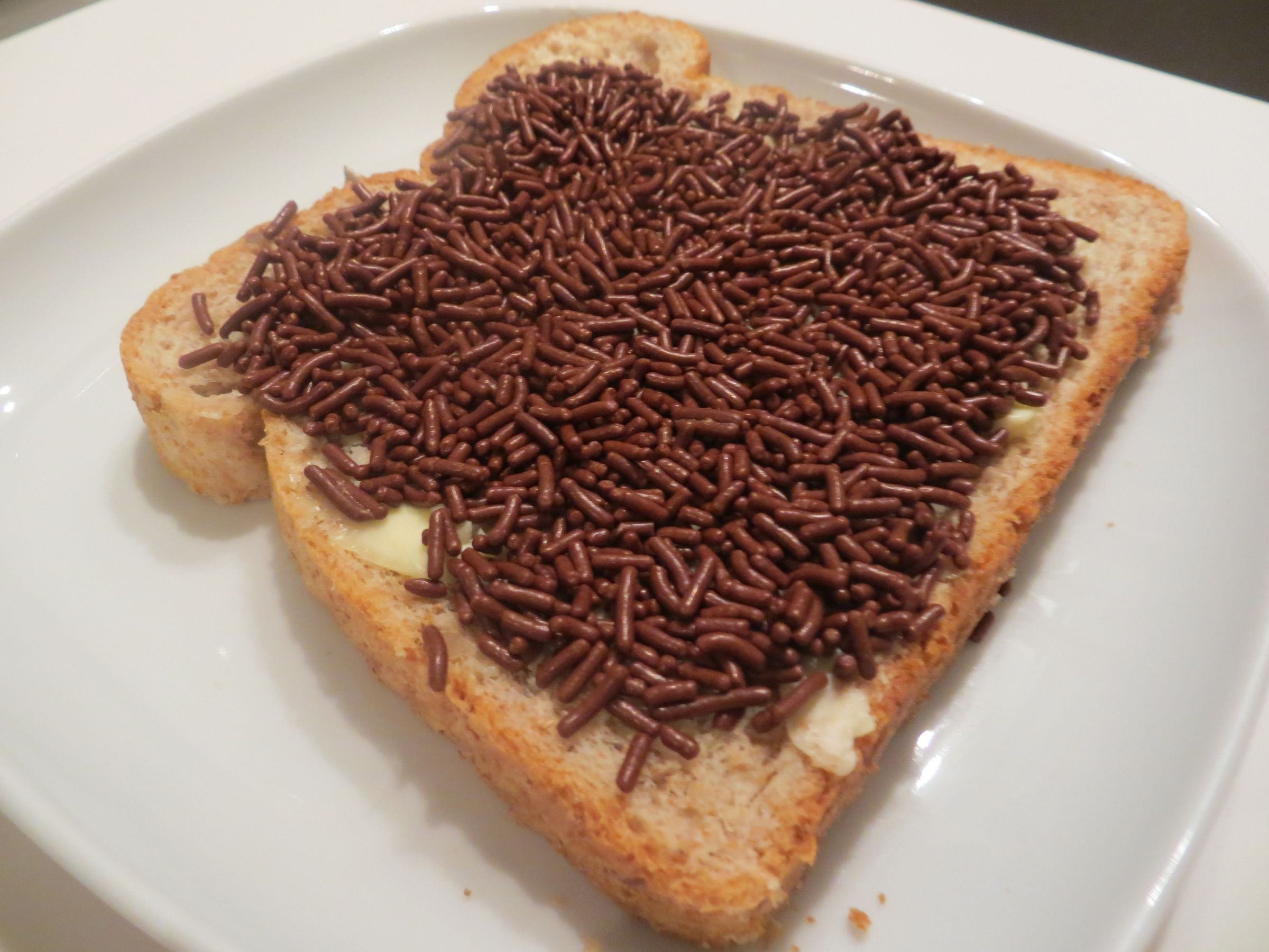 Hagelslag (or Dutch chocolate breakfast sprinkles) | Third Space